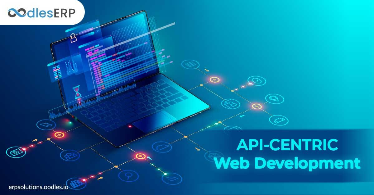API-based Web Application Development