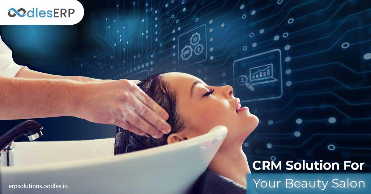 CRM Software Development For Salon Franchises