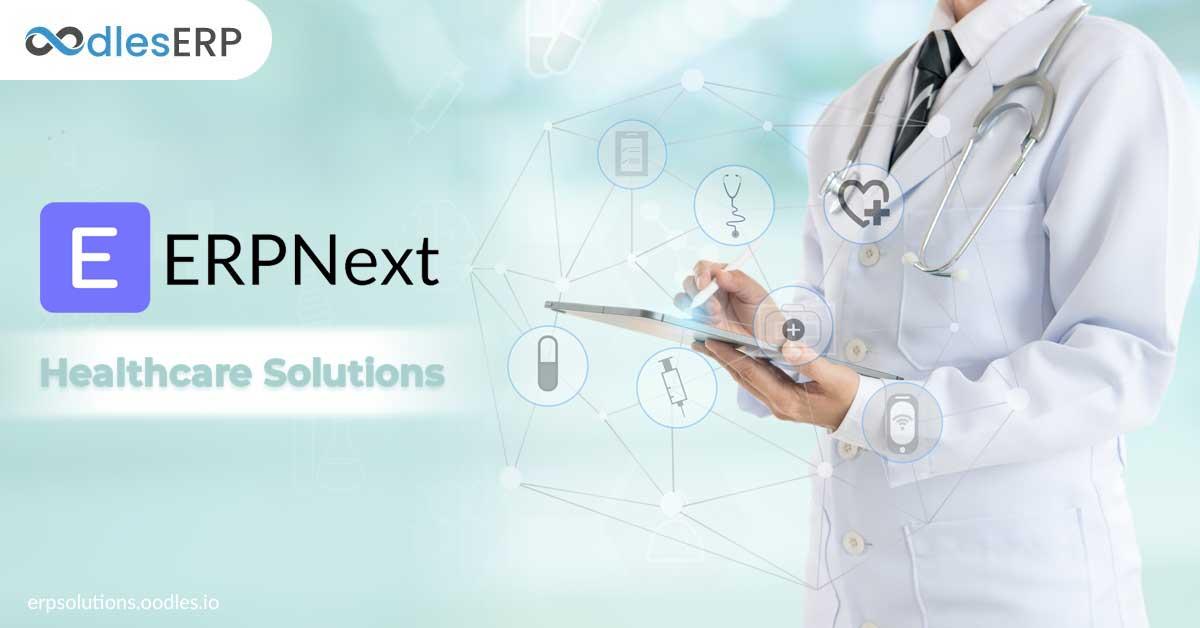 ERPNext application development for healthcare