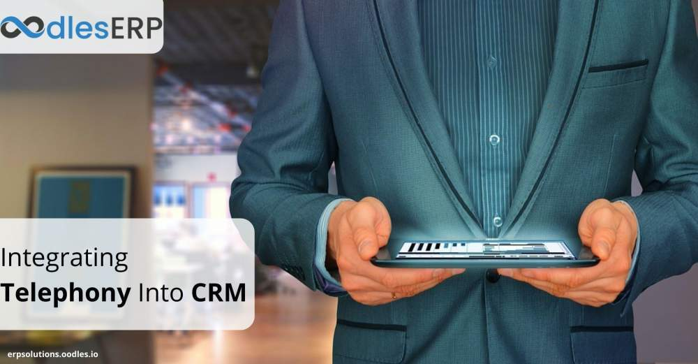 Telephony In CRM Software Development