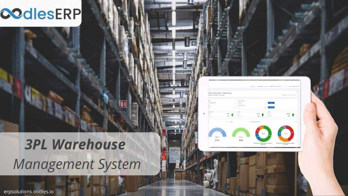 3PL warehouse management solutions